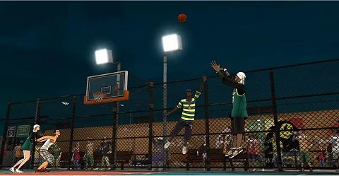 실시간 3X3 농구 대전게임의 최고봉! 프리스타일2