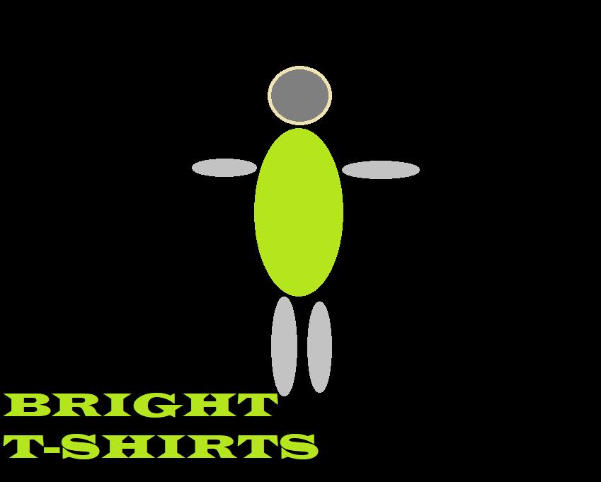 [의상 공모전] Bright T-SHIRTS